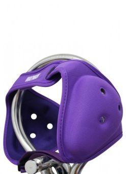 Protector orejas Matman púrpura