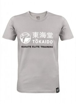 Tokaido Athletic T-shirt, light gray