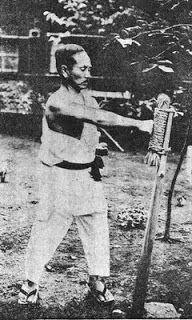 Funakoshi Makiwara
