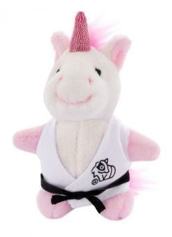 Llavero Unicornio Rosa