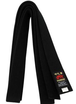 Cinturon shureido Okinawa negro