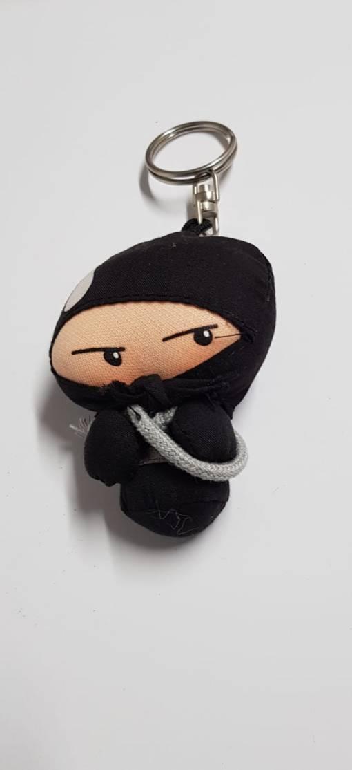 Llavero ninja