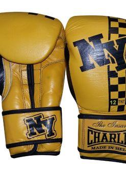 Guantes Boxeo Yellow NY