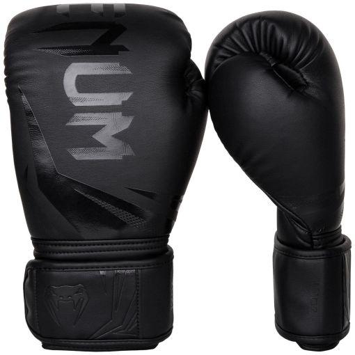 Guantes de boxeo Venum Challenger 3.0 Negro Matte