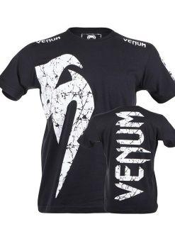 Camiseta Venum Giant Negra