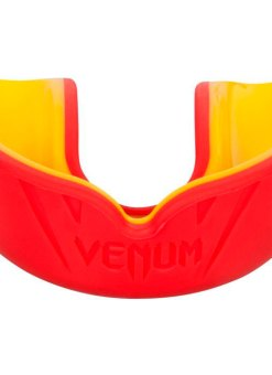Protector bucal Venum Challenger Amarillo-Rojo