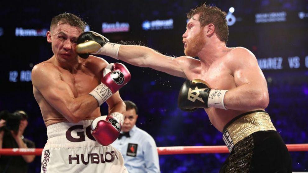 Los 5 mejores boxeadores