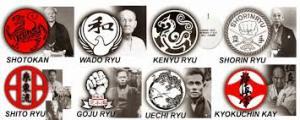 Karate Styles