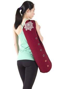 Bolsa Colchoneta Yoga Deluxe