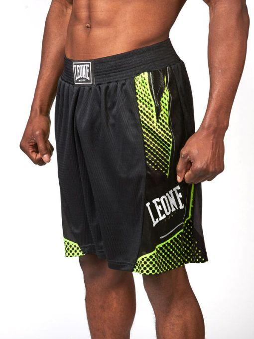 Pantalon Boxeo Leone Blitz Negro