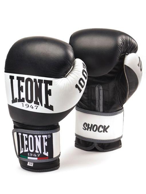 Guantes de Boxeo Leone 1947 Shock Negro