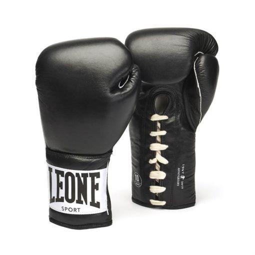 Guantes de Boxeo Leone 1947 Anniversary Negro