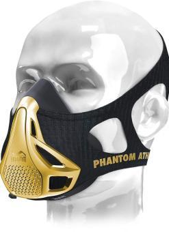 Máscara de entrenamiento Phantom Dorado