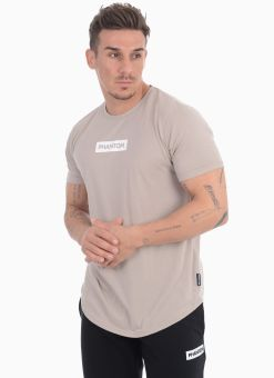 Camiseta Zero Phantom Beige
