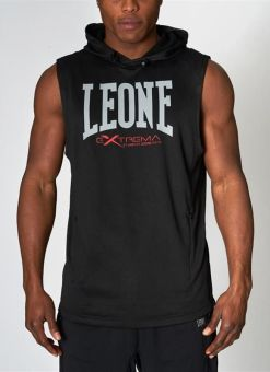 Sudadera tecnica negra Extrema 3 Leone