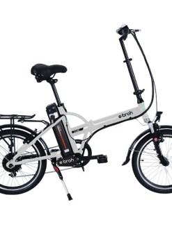 Bicicleta Eléctrica ebroh Nerta Blanco