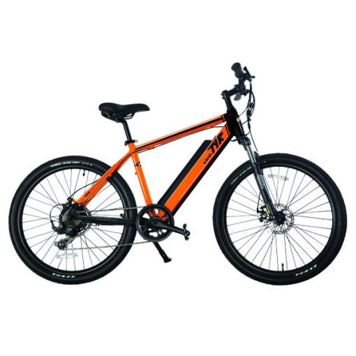 Bicicleta Eléctrica ebroh TYR Orange