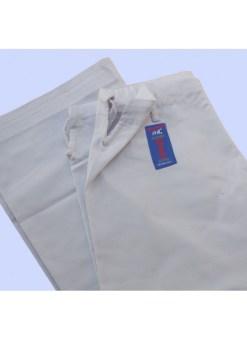 Pantalón Kamikaze blanco GOSHIN JUTSU