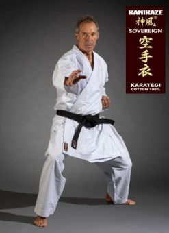 Kamikaze Karategi Sovereign