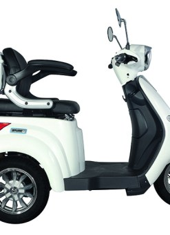Scooter eléctrico Club Comfort