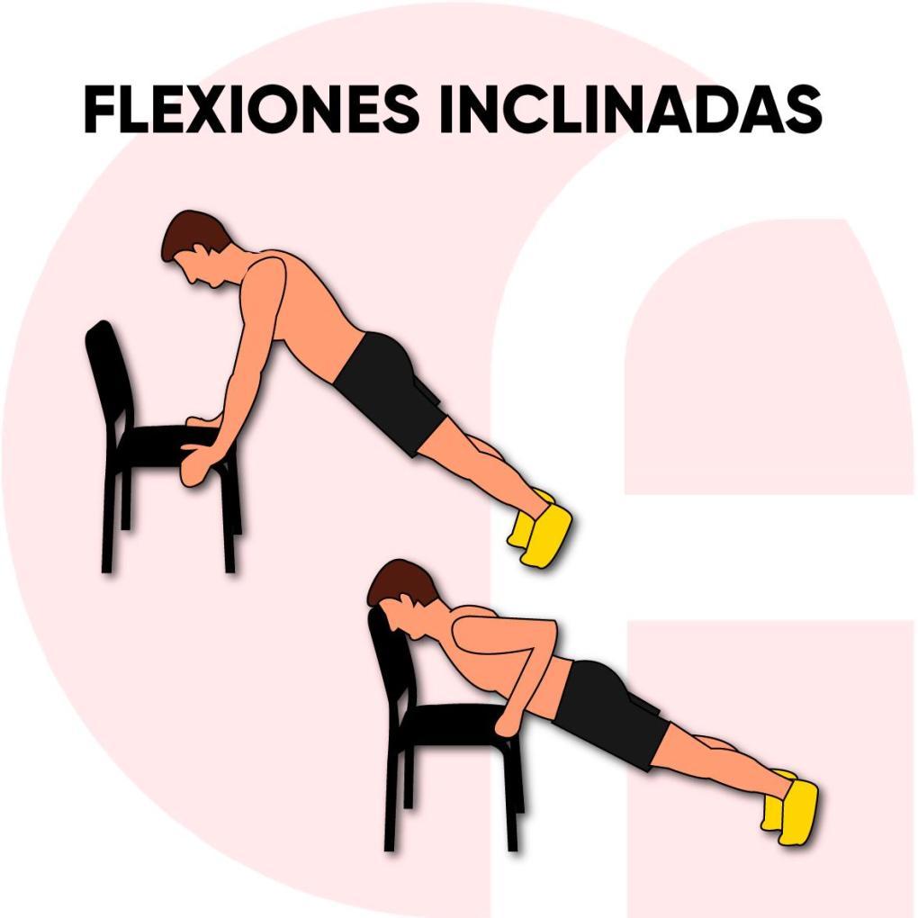 Todo lo que debes saber sobre las Flexiones o Push Up