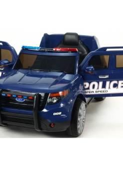 COCHE POLICIA TODOTERRENO FBI