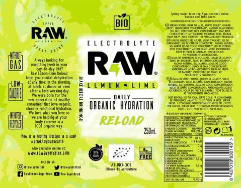 RAW Superdrink, El futuro de Lima+Limón