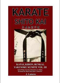 Karate Shito Kai Vol III