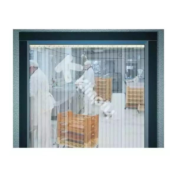 rideau frigorifique rideau plastique