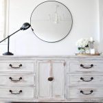 The Guest Room Makeover And White Washing Furniture