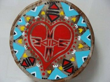 Red Nation Elk Drum