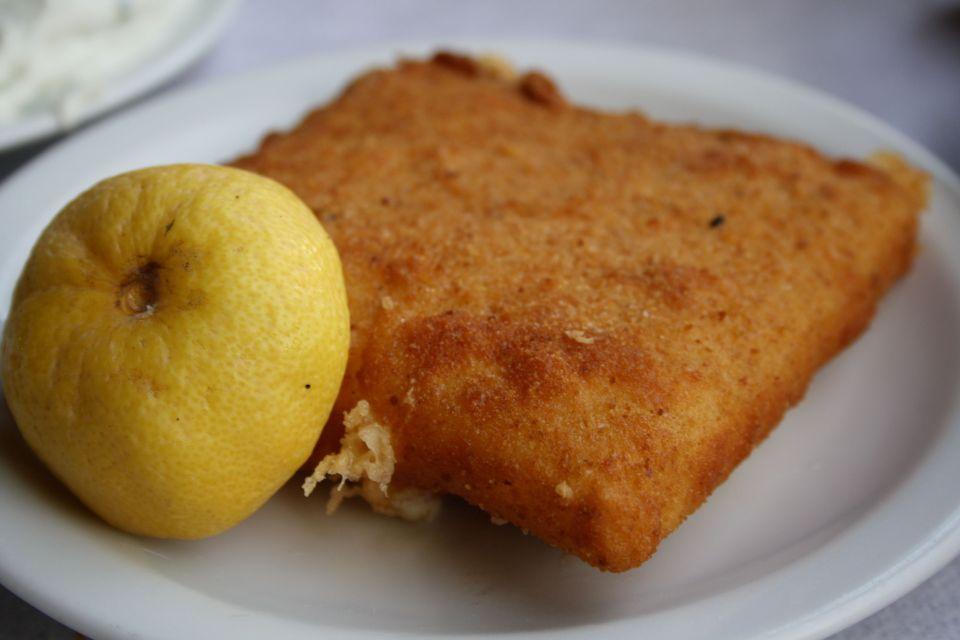 restaurant piskopiano kreta chersonissos crete griekenland greece greek food grieks eten