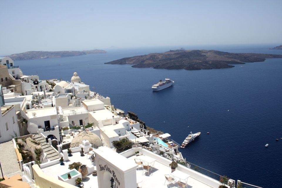 santorini eiland island eilandhoppen crete kreta griekenland greece