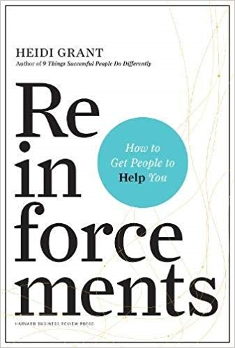 Reinforcements - why asking for help is difficult
