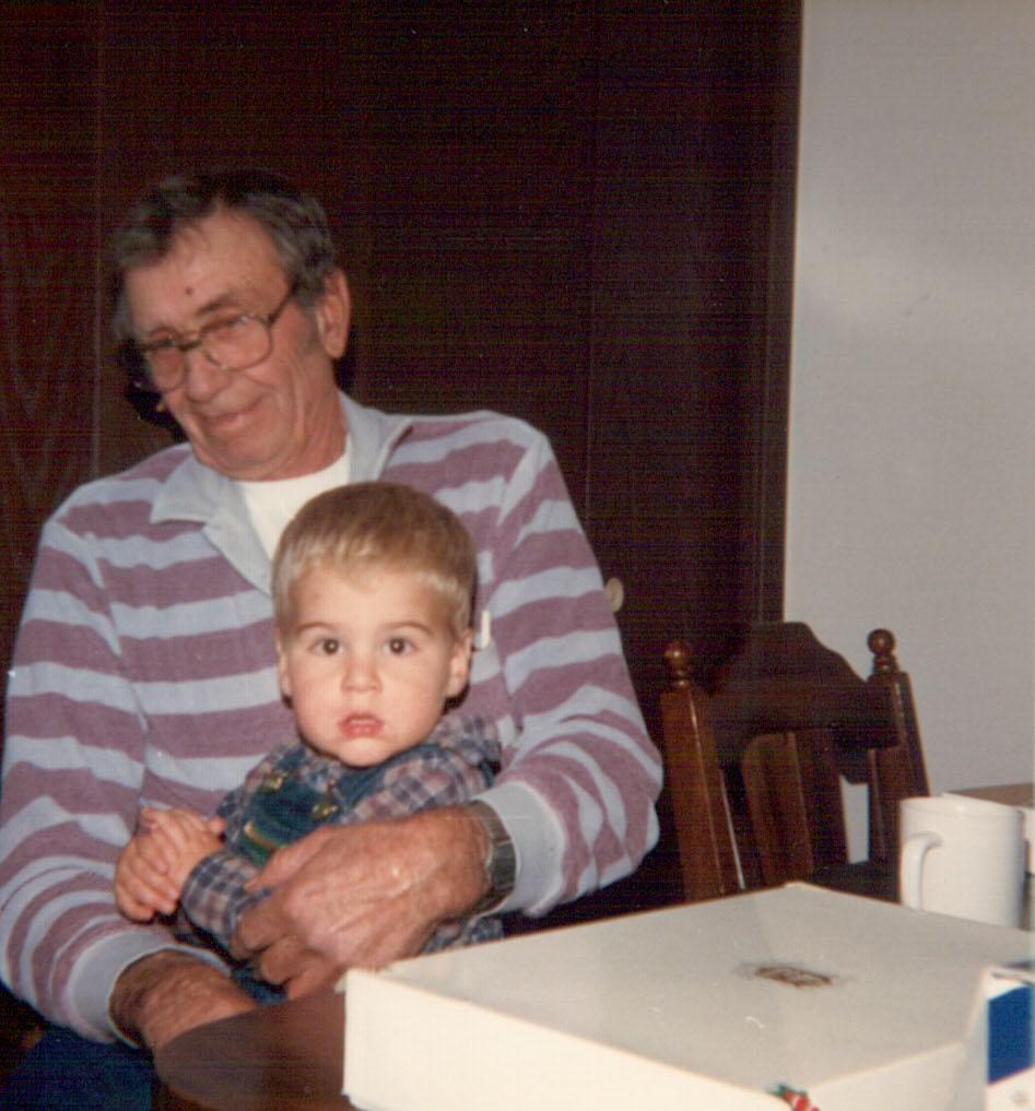 Sacred Lumberyard: A Grandparent's Influence KimTurnerMcCulley.com