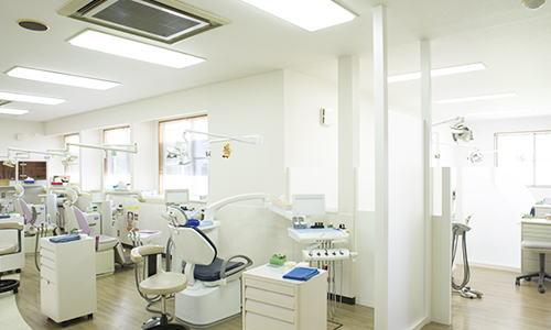 キムラ歯科クリニック診察室