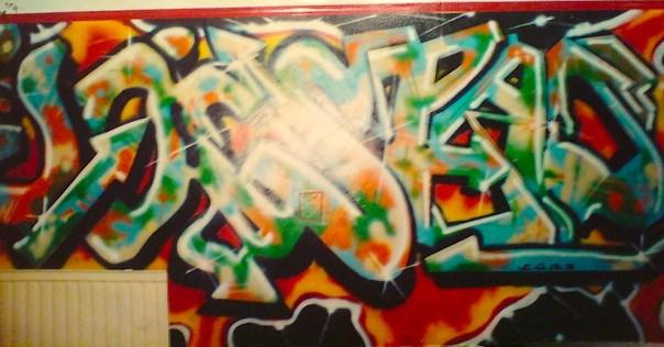 Joe's Pad c. 1986