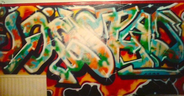 'Joe's Pad' 1985