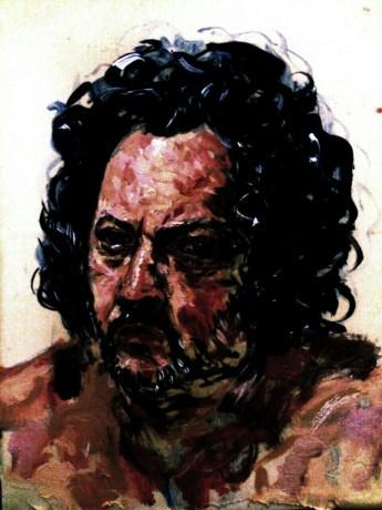 'Self Portrait' 2014