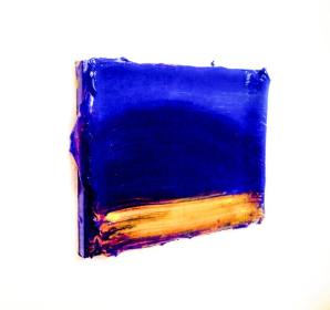 Blue Yellow Colour Block 2017