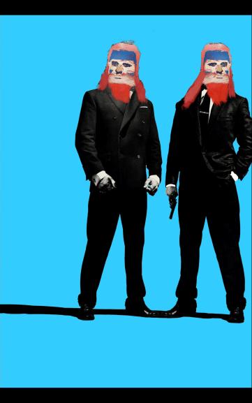 Resist Twins 2019