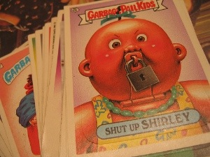 Thursday Stories: Garbage Pail Kids in the City