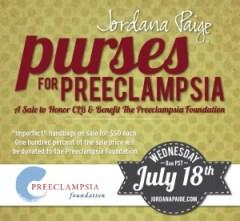 Purses for Preeclampsia image