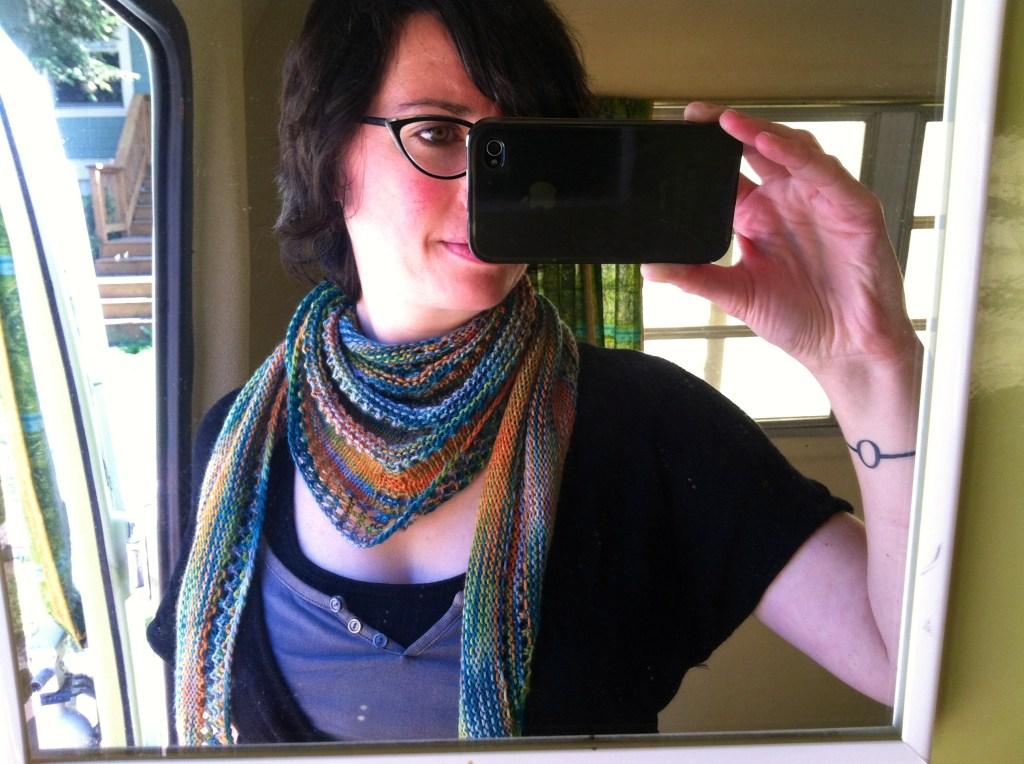 photo of shawl