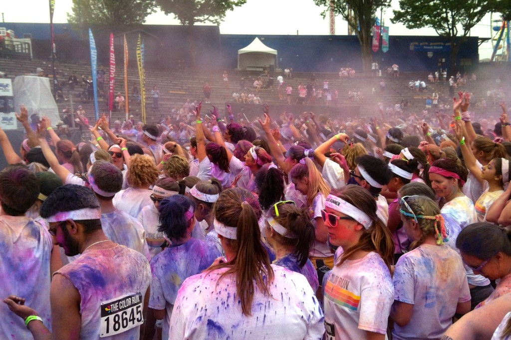Color Run Vancouver