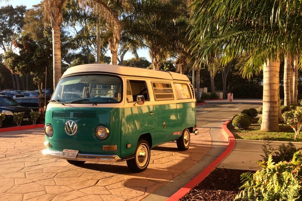 VW Van, California Style