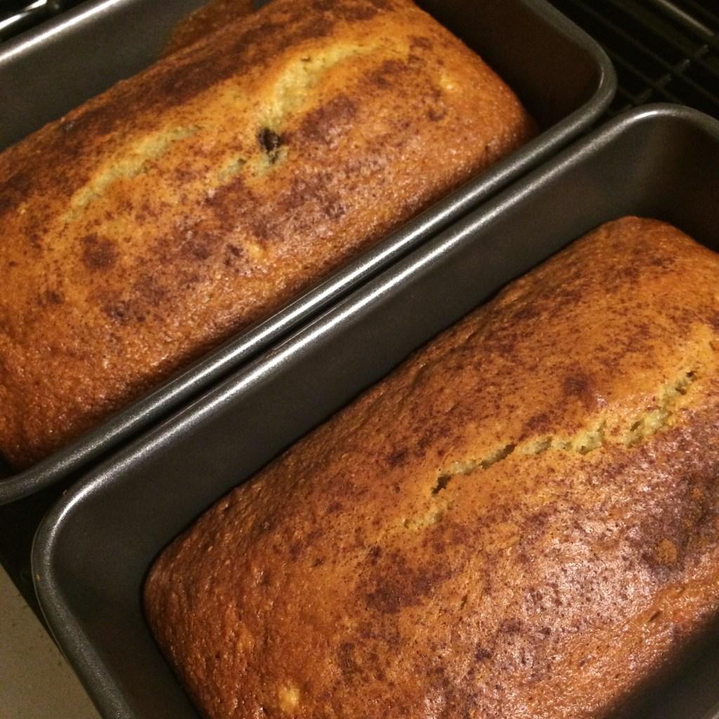 Great-Gramma Dorothy's (Non-dairy) Banana Cake
