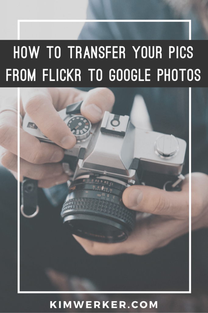 How to Transfer your Photo Library from Flickr to Google Photos (for free!)