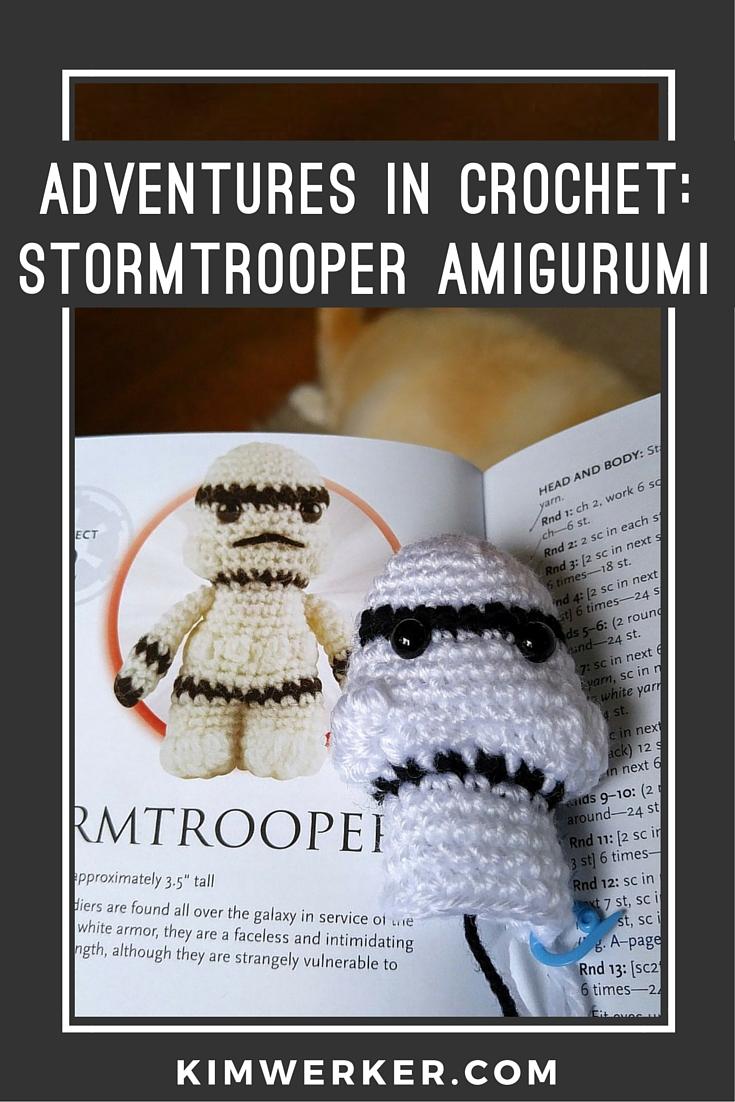 Stormtrooper Amigurumi