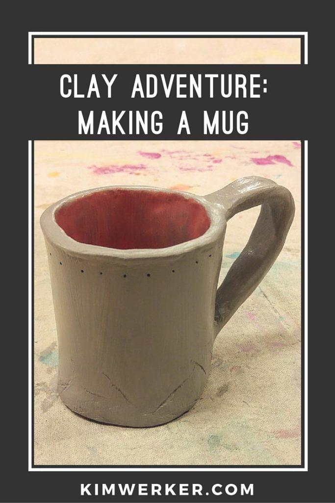 Clay Adventure Making a Mug